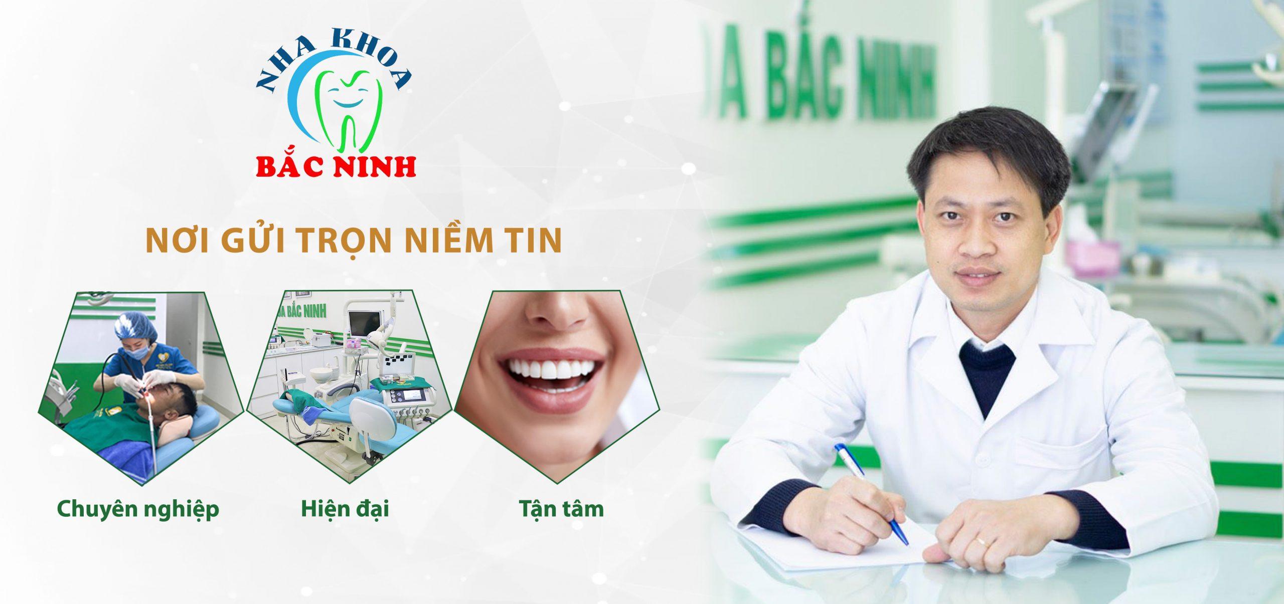 Răng giả, niềng răng nha khoa Bắc Ninh
